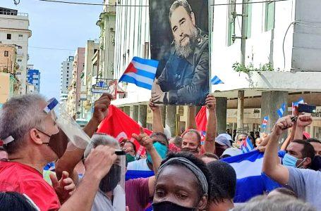 Solidaridad con el pueblo y el gobierno cubano. Declaración del Movimiento del Socialismo Allendista de Chile.